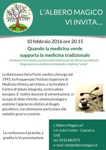 conferenza medico verde