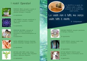 operatori Albero Magico 2016